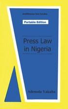 Press Law in Nigeria
