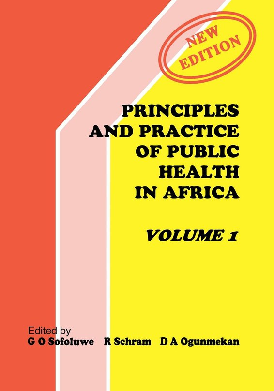 Principles and Practice of Public Health in Africa. Volume 1