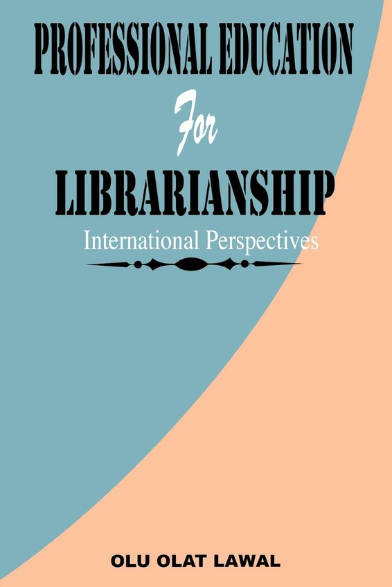 Professional Education for Librarianship