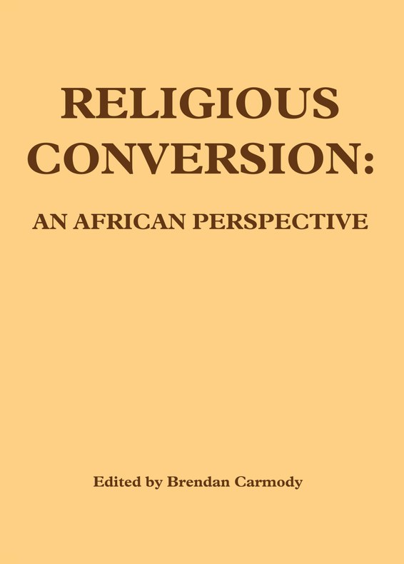 Religious Conversion: An African Perspective