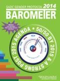 SADC Gender Protocol 2014 Barometer