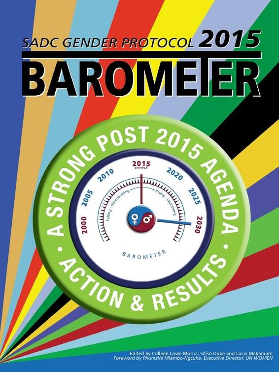 SADC Gender Protocol 2015 Barometer