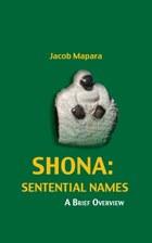 Shona Sentential Names