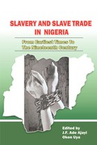 Slavery and Slave Trade in Nigeria