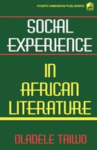 Social Experience in African Literature