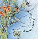 The Chameleon Who Could Not Change Her Colour