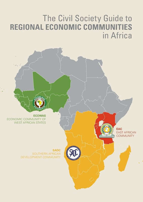 The Civil Society Guide to Regional Economic Communities in Africa
