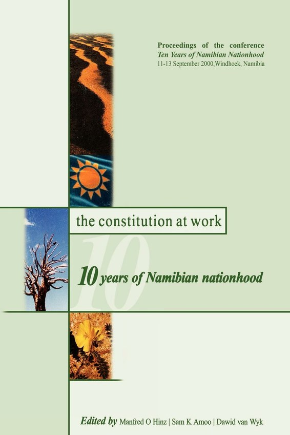 The Constitution at Work