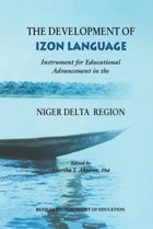 The Development of Izon Language