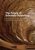 The Future of Scholarly Publishing