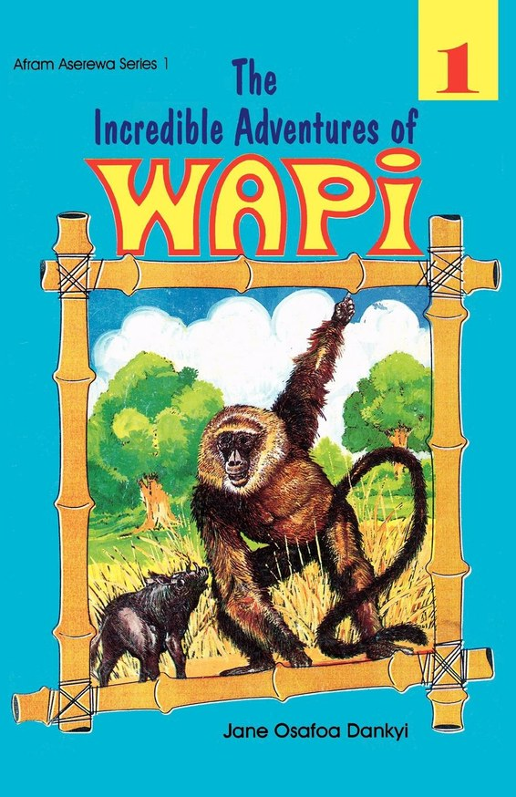 The Incredible Adventures of Wapi. Book 1