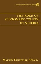 The Role of Customary Courts