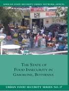 The State of Food Insecurity in Gaborone, Botswana