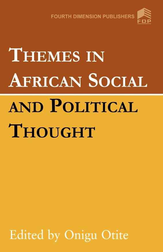African Books Collective: Themes in African Social and