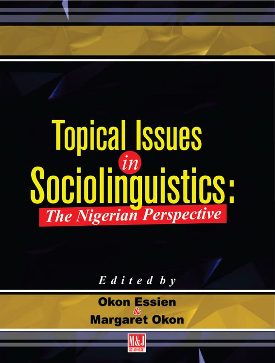 Topical Issues in Sociolinguistics