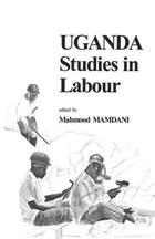 Uganda Studies in Labour