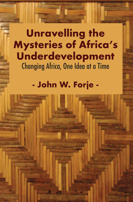 Unravelling the Mysteries of Africa's Underdevelopment