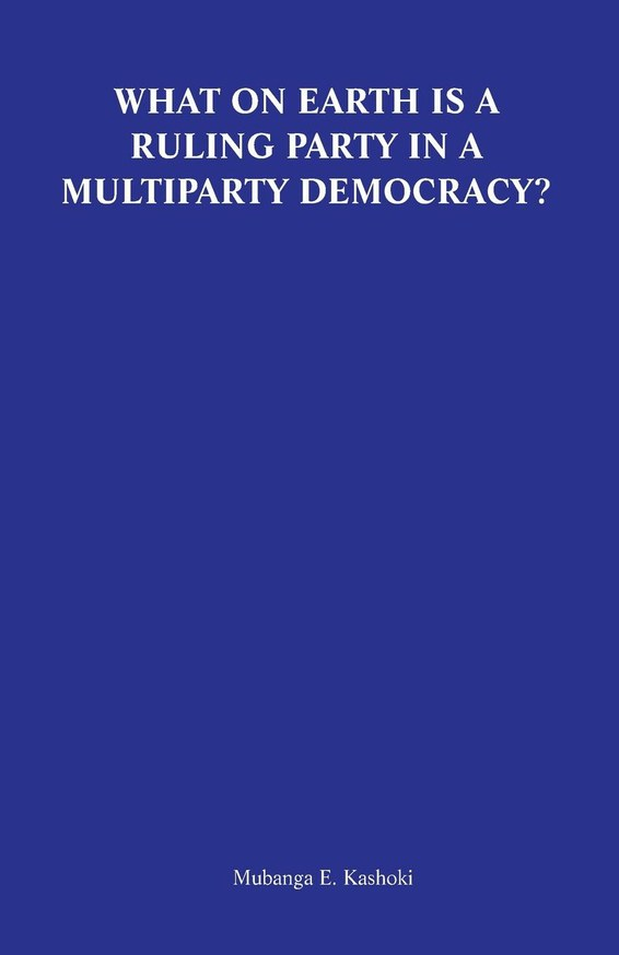 What on Earth is a Ruling Party in a Multiparty Democracy?