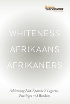 Whiteness Afrikaans Afrikaners