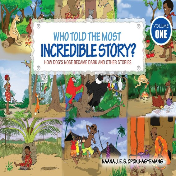 Who Told the Most Incredible Story: Vol 1