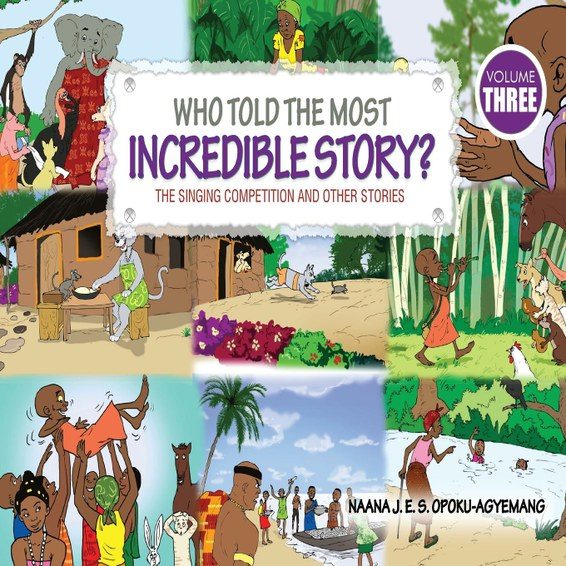 Who Told the Most Incredible Story: Vol 3