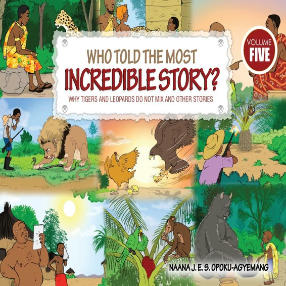 Who Told the Most Incredible Story: Vol 5