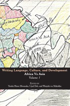 Writing Language, Culture, and Development: Volume 1